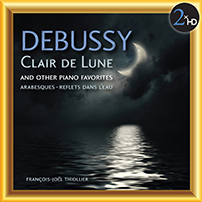Debussy Claire de la Lune and other piano favourites