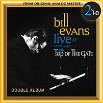 Bill Evans Live At the Top of the gate
