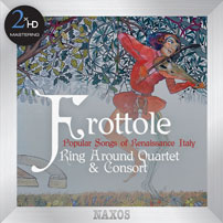 Frottole Popular Songs of Renaissance Italy