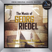 The Music of Georg Riedel