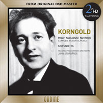 Korngold - Much Ado about Nothing
