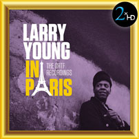 Larry Young In Paris